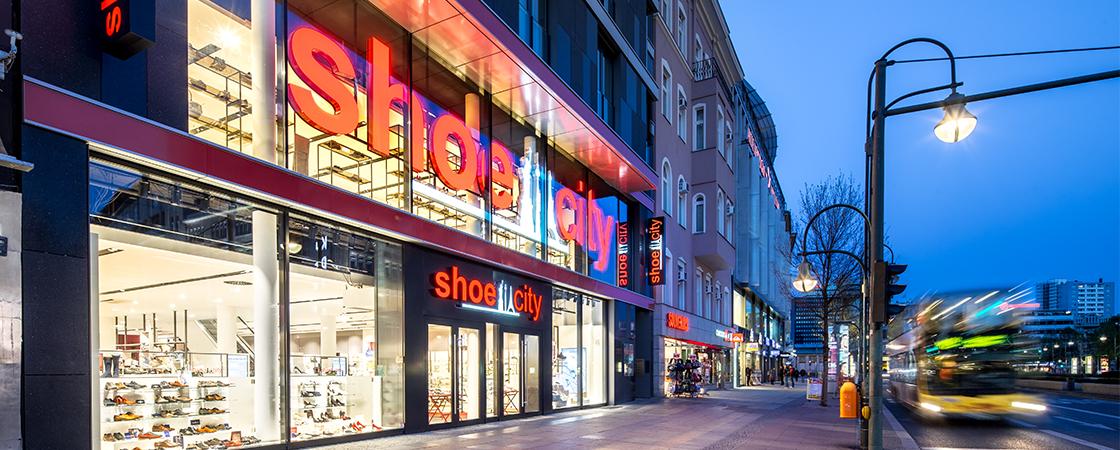 Shoe City Flagship-Store