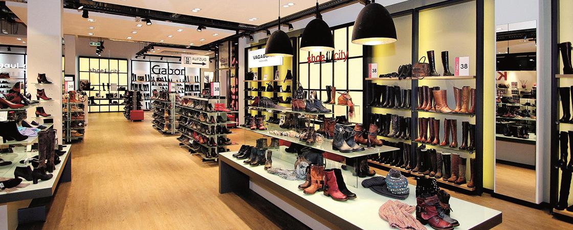 Shoe City Leipzig