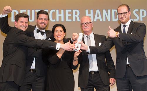 Deutscher Handelspreis 2015